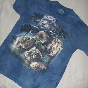 The mountain x rain forest cafe t Shirt